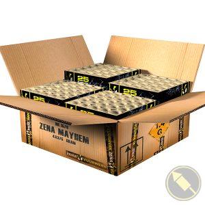 Zena Mayhem 01579