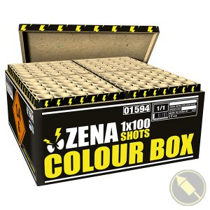 Zena Colour Box - 01594