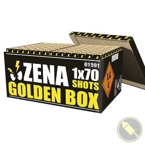 Zena Golden Box 01591