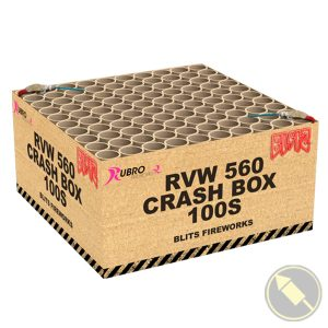 Crash Box 100's