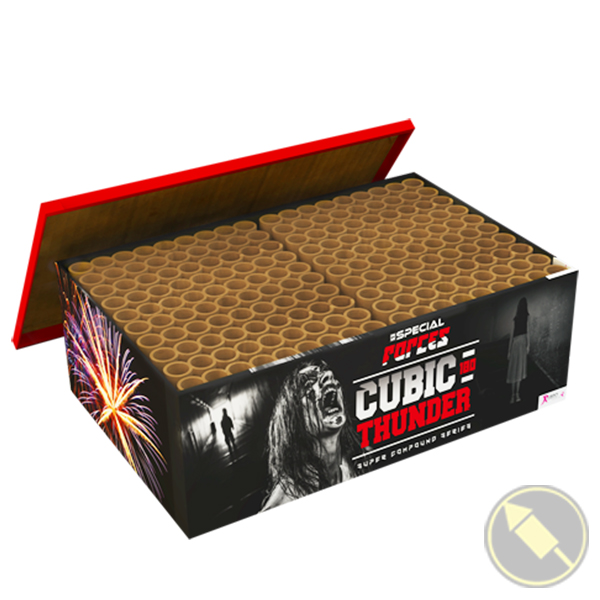 Cubic Thunder RVW472 Rubro