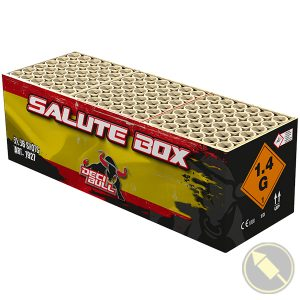 DECIBULL Salute Box