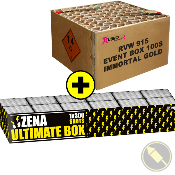Combideal: Zena Ultimate & Event Immortal Gold
