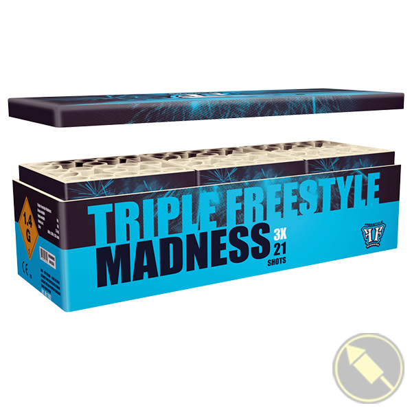 Triple Freestyle Madness