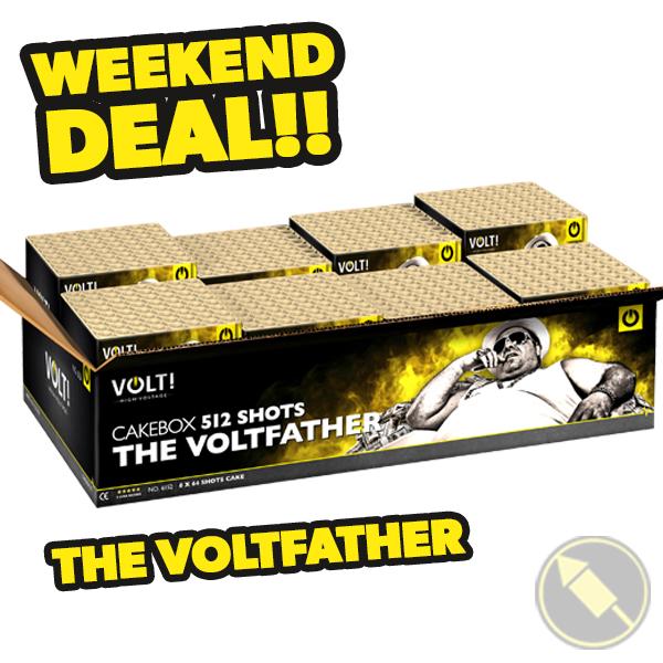 The Voltfather Weekend Deal! Nu voor maar 209,-
