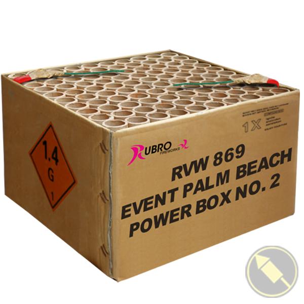 Event Palm Beach Power Box No.2 - 100's