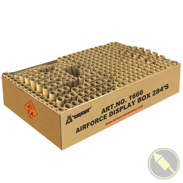 Airforce Display Box 284's