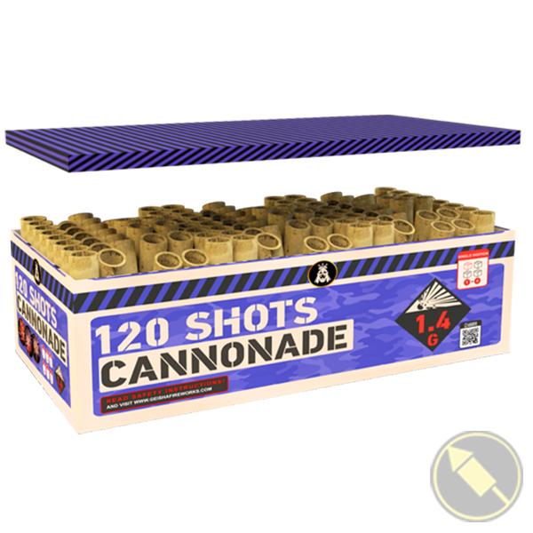 Cannonade 120's