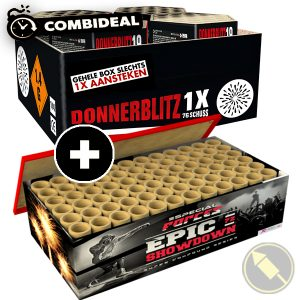 Combideal: Epic Showdown & Donnerblitz