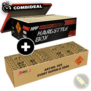 Combideal: Event Super-G5000 & Hardstyle Box