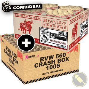Combideal: Originals Brutal Box & Crash Box
