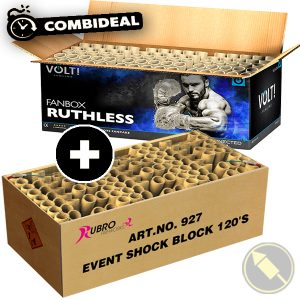 Combideal: Event Shock Block & Ruthless Fanbox