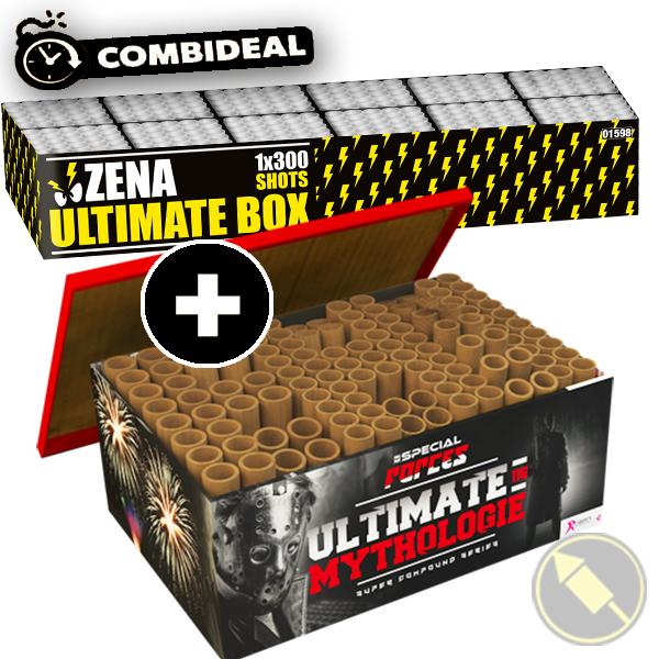 Combideal: Ultimate Mythology Box & Zena Ultimate