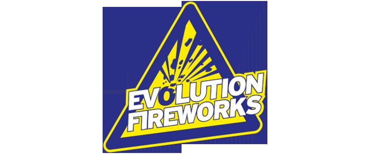 Evolution Fireworks Vuurwerkstaffel