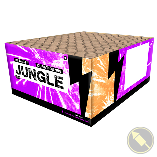 Jungle - Katan