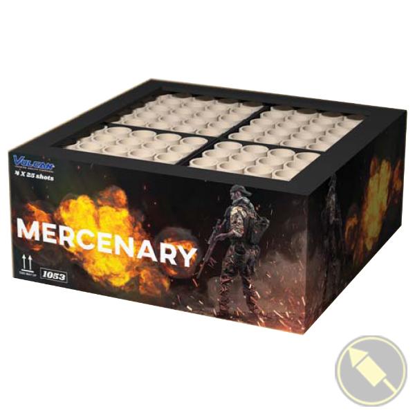 Mercenary - Vulcan