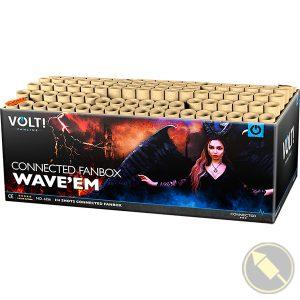 Wave 'em - Vuurwerktotaal - 6456
